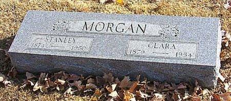 COLBURN MORGAN, CLARA - Shelby County, Iowa   CLARA COLBURN MORGAN