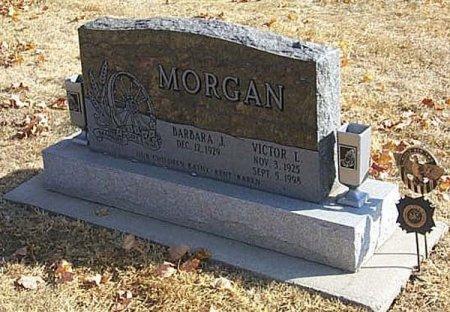 MORGAN, VICTOR L. - Shelby County, Iowa | VICTOR L. MORGAN