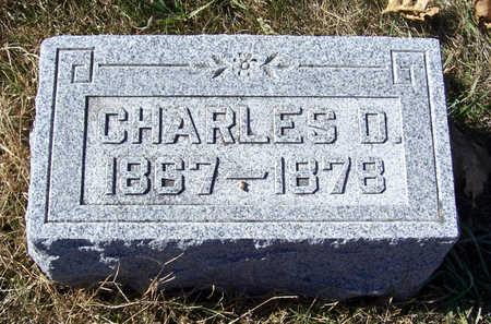 MORRIS, CHARLES D. - Shelby County, Iowa | CHARLES D. MORRIS