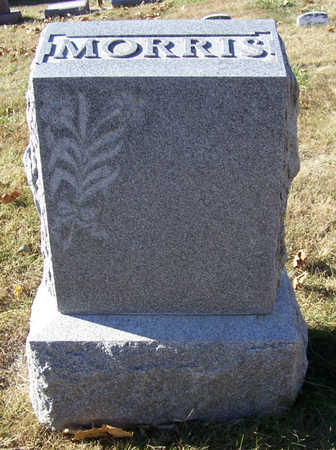 MORRIS, D. E. (LOT) - Shelby County, Iowa   D. E. (LOT) MORRIS