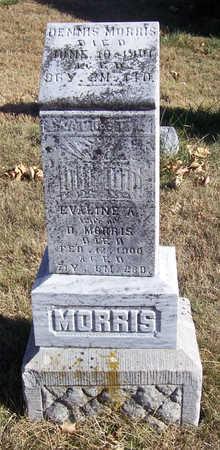 MORRIS, EVALINE A. - Shelby County, Iowa | EVALINE A. MORRIS
