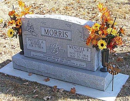 BUCKLEY MORRIS, PHYLLIS A. - Shelby County, Iowa | PHYLLIS A. BUCKLEY MORRIS