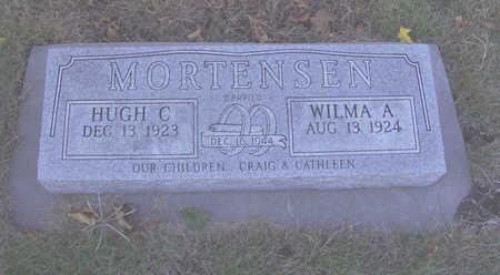 MORTENSEN, HUGH C. - Shelby County, Iowa | HUGH C. MORTENSEN