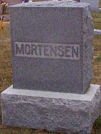 MORTENSEN, NIELS C - Shelby County, Iowa | NIELS C MORTENSEN