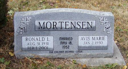 MORTENSEN, RONALD L. - Shelby County, Iowa | RONALD L. MORTENSEN