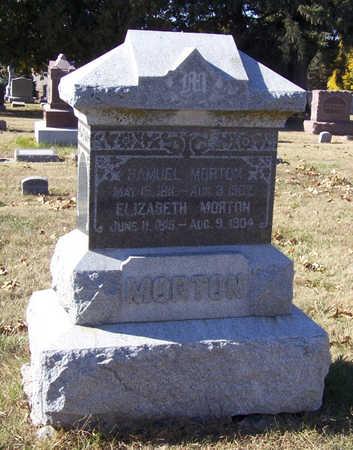 MORTON, ELIZABETH - Shelby County, Iowa | ELIZABETH MORTON