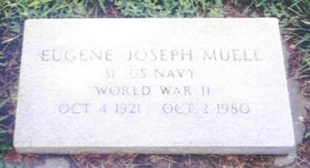 MUELL, EUGENE JOSEPH - Shelby County, Iowa | EUGENE JOSEPH MUELL