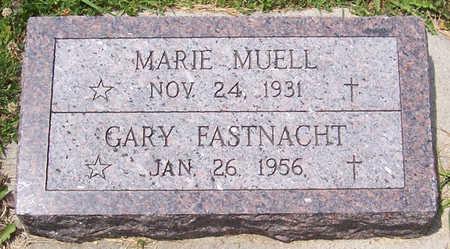 MUELL, MARIE - Shelby County, Iowa | MARIE MUELL