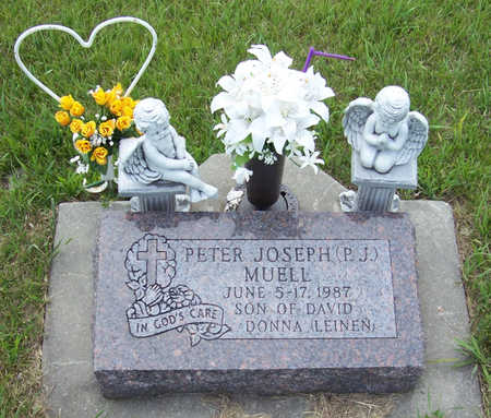 MUELL, PETER JOSEPH