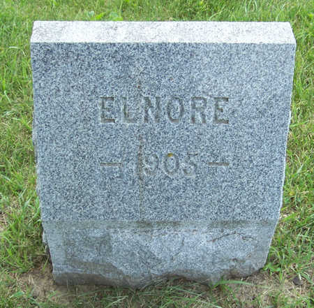 MULL, ELNORE - Shelby County, Iowa | ELNORE MULL