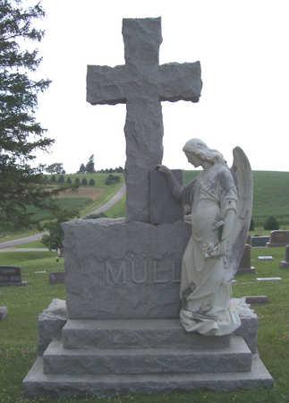 MULL, JOHN JOSEPH & ANNA MARIE (LOT) - Shelby County, Iowa | JOHN JOSEPH & ANNA MARIE (LOT) MULL