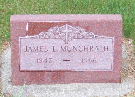 MUNCHRATH, JAMES L. - Shelby County, Iowa   JAMES L. MUNCHRATH