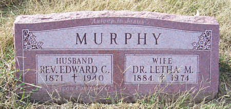 MURPHY, LETHA M. (DR.) - (WIFE) - Shelby County, Iowa | LETHA M. (DR.) - (WIFE) MURPHY