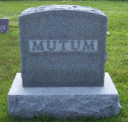 MUTUM, (LOT) - Shelby County, Iowa | (LOT) MUTUM