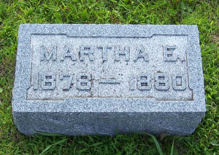 MUTUM, MARTHA E. - Shelby County, Iowa | MARTHA E. MUTUM