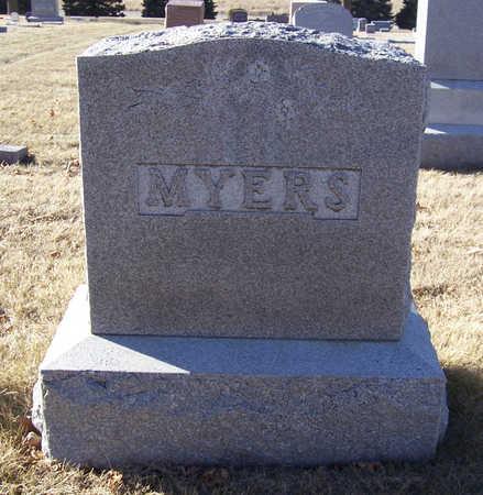 MYERS, (LOT) - Shelby County, Iowa | (LOT) MYERS