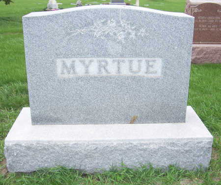 MYRTUE, (FAMILY LOT) - Shelby County, Iowa | (FAMILY LOT) MYRTUE