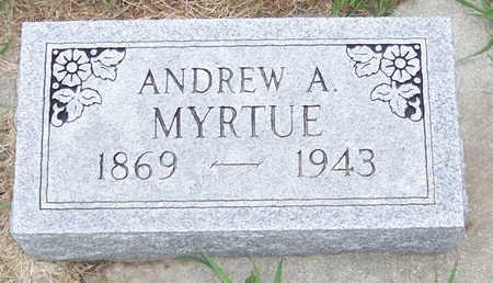 MYRTUE, ANDREW A. - Shelby County, Iowa | ANDREW A. MYRTUE