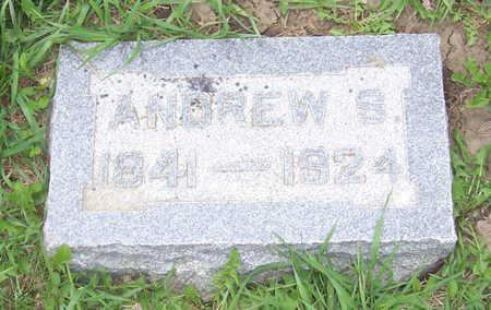 MYRTUE, ANDREW S. - Shelby County, Iowa   ANDREW S. MYRTUE