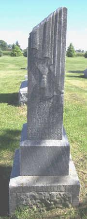 MYRTUE, JOHN B. - Shelby County, Iowa   JOHN B. MYRTUE