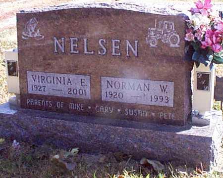 NELSEN, VIRGINIA E - Shelby County, Iowa | VIRGINIA E NELSEN