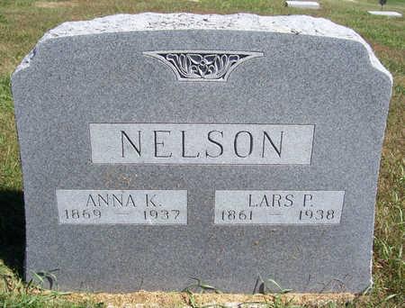 NELSON, LARS P. - Shelby County, Iowa | LARS P. NELSON