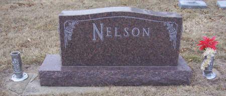NELSON, ARTHUR C. & LULA H. (LOT) - Shelby County, Iowa | ARTHUR C. & LULA H. (LOT) NELSON