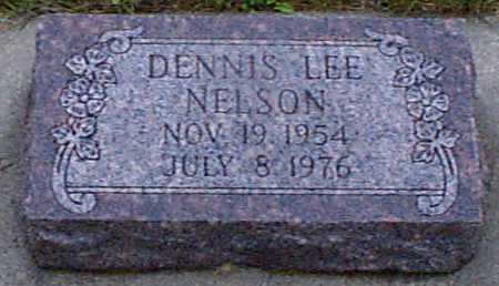 NELSON, DENNIS LEE - Shelby County, Iowa   DENNIS LEE NELSON