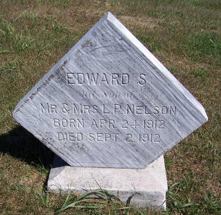 NELSON, EDWARD S. - Shelby County, Iowa | EDWARD S. NELSON