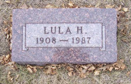 NELSON, LULA H. - Shelby County, Iowa | LULA H. NELSON