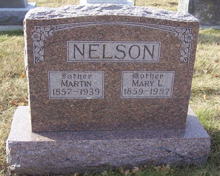 NELSON, MARY L. (MOTHER) - Shelby County, Iowa | MARY L. (MOTHER) NELSON