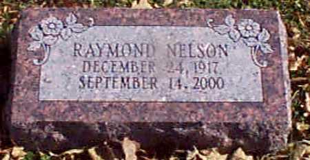 NELSON, RAYMOND - Shelby County, Iowa | RAYMOND NELSON