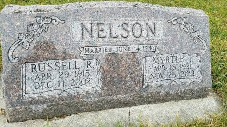 NELSON, RUSSELL RAY, SR. - Shelby County, Iowa | RUSSELL RAY, SR. NELSON
