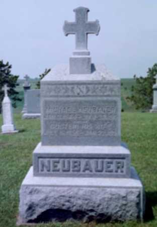 NEUBAUER, MICHAEL - Shelby County, Iowa | MICHAEL NEUBAUER