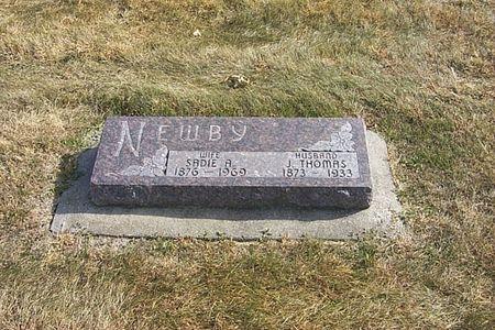 NEWBY, SADIE - Shelby County, Iowa | SADIE NEWBY