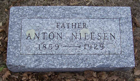 NIELSEN, ANTON (FATHER) - Shelby County, Iowa | ANTON (FATHER) NIELSEN