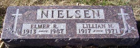 NIELSEN, LILLIAN N. - Shelby County, Iowa   LILLIAN N. NIELSEN