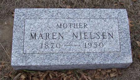 NIELSEN, MAREN (MOTHER) - Shelby County, Iowa | MAREN (MOTHER) NIELSEN
