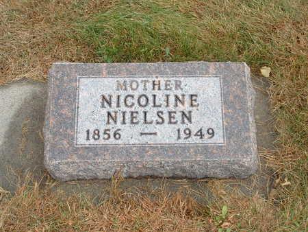 PAULSEN NIELSEN, BODIL MARIE NICOLINE CHRISTINE - Shelby County, Iowa | BODIL MARIE NICOLINE CHRISTINE PAULSEN NIELSEN