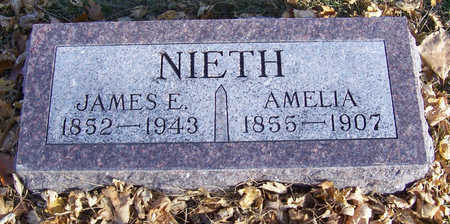NIETH, JAMES E. - Shelby County, Iowa | JAMES E. NIETH