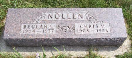 NOLLEN, BEULAH L. - Shelby County, Iowa | BEULAH L. NOLLEN
