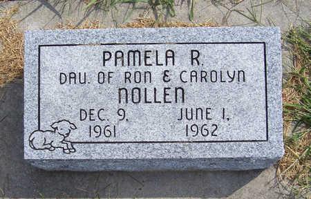 NOLLEN, PAMELA R. - Shelby County, Iowa   PAMELA R. NOLLEN