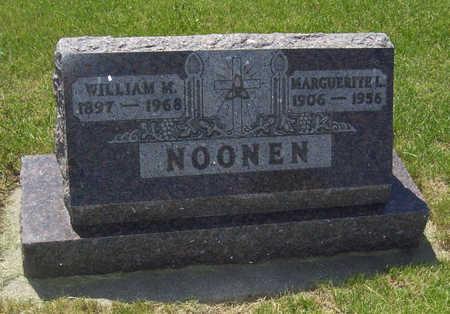 NOONEN, WILLIAM M. - Shelby County, Iowa | WILLIAM M. NOONEN