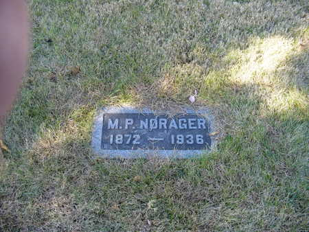 NORAGER, M P - Shelby County, Iowa | M P NORAGER