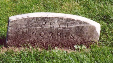 NORRIS, BELLE - Shelby County, Iowa | BELLE NORRIS