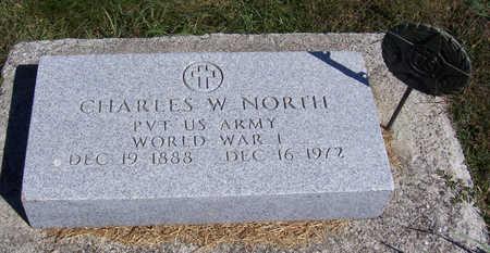 NORTH, CHARLES W. (MILITARY) - Shelby County, Iowa | CHARLES W. (MILITARY) NORTH