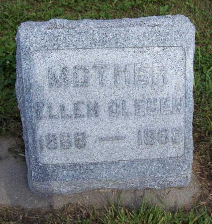 OLESEN, ELLEN (MOTHER) - Shelby County, Iowa | ELLEN (MOTHER) OLESEN
