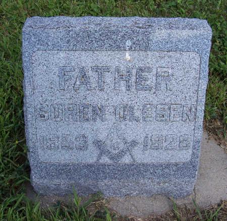 OLESEN, SOREN (FATHER) - Shelby County, Iowa | SOREN (FATHER) OLESEN