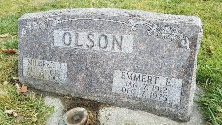 OLSON, EMMERT E. - Shelby County, Iowa   EMMERT E. OLSON