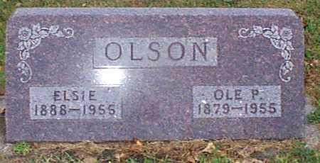 OLSON, OLE P - Shelby County, Iowa | OLE P OLSON